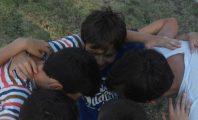 Kids camp on Struma river – movie