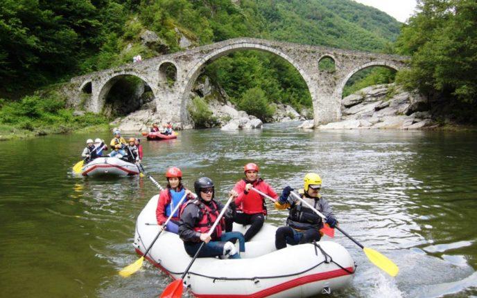 Рафтинг по река Арда