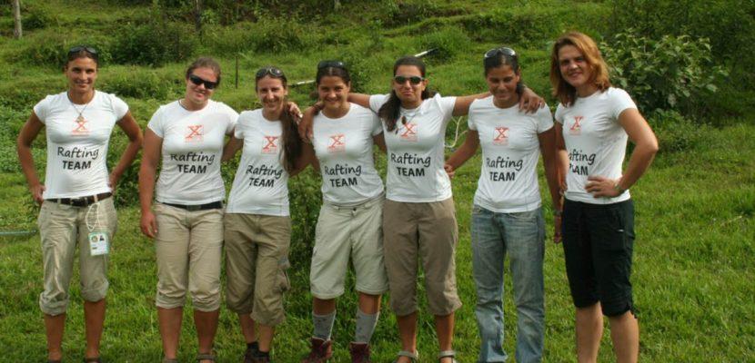 Световно първенство по рафтинг в Коста рика – 2011