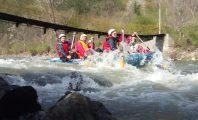1ви април – откриване на рафтинг сезон по река Искър
