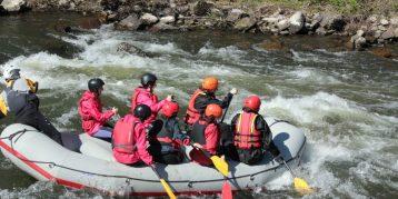 Откриване на рафтинг сезона на река Искър