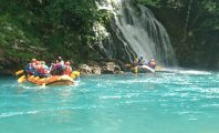 Rafting on Tara River from the weekend