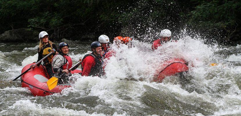 24th of March – Rafting season 2018 on Struma River opening