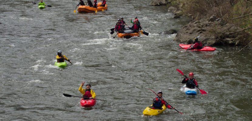 Откриване на рафтинг сезон 2019 по река Искър