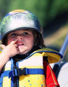 Безплатен рафтинг за децата на 1ви-2ри юни