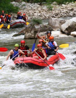 20% отстъпка за рафтинг по река Струма