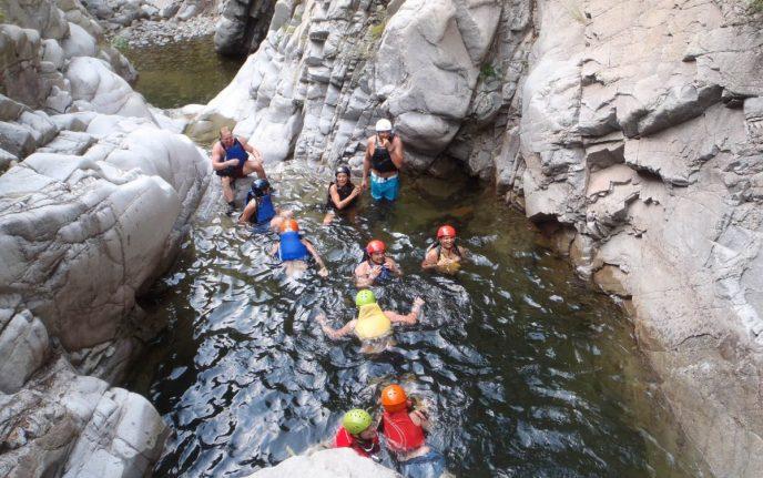 Каньонинг по река Влахи