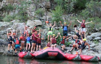 Seven days summer camp